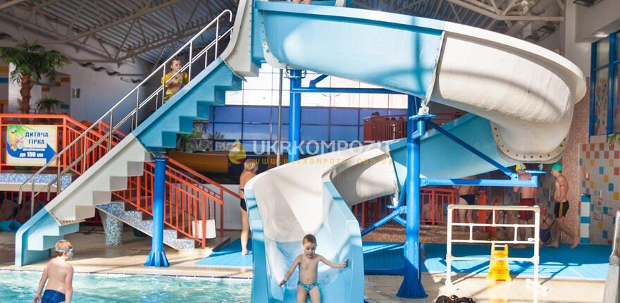 Aquapark 'Beach', Lviv